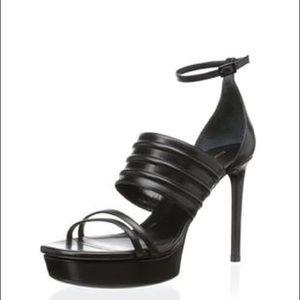 Saint Laurent NWOT BlacK Platform Stiletto Heel